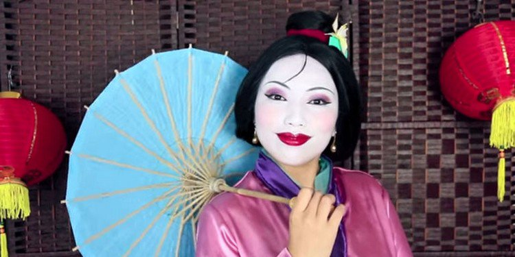 14 Incredible Disney Makeover Transformations