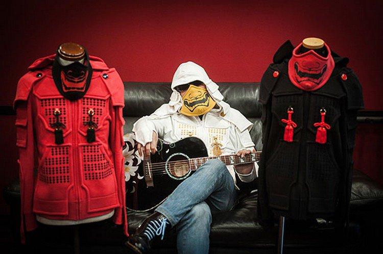 musician samurai