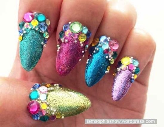 nails-color