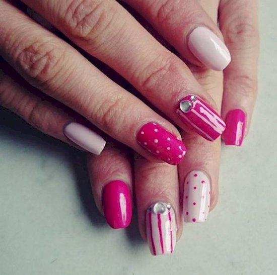nails-stripes