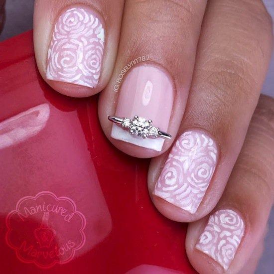 nails-white