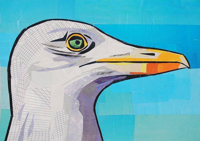 paper gull