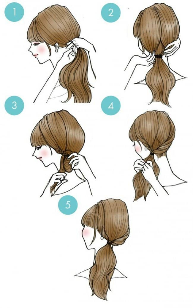 pony twists