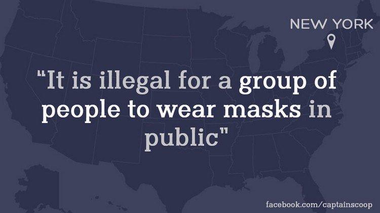 public mask law