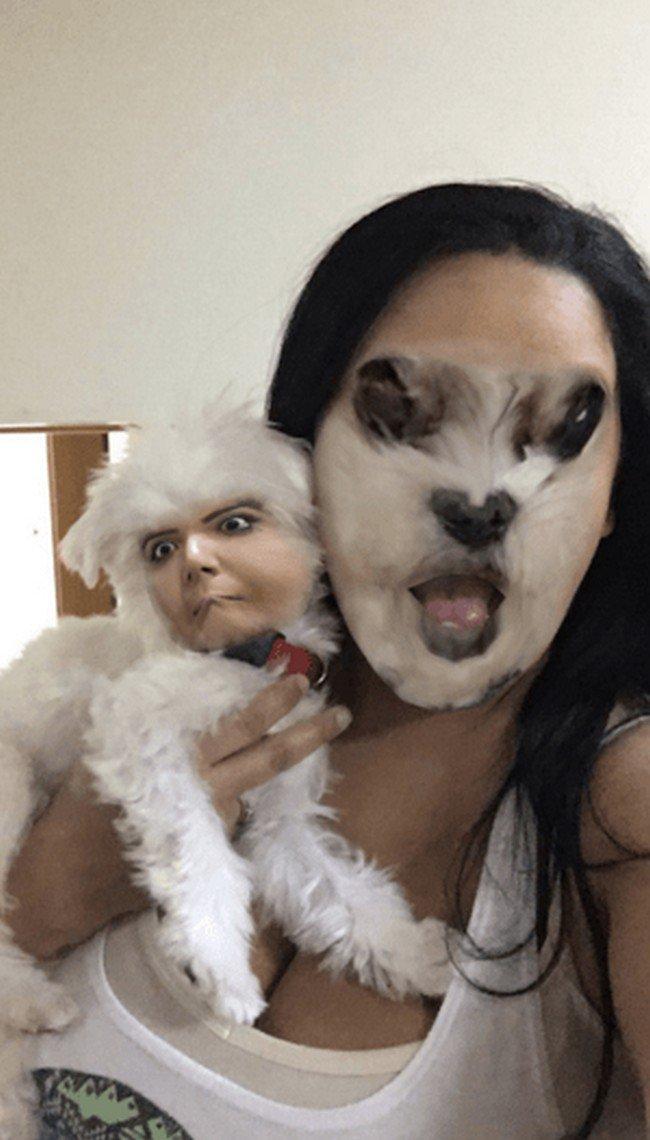 pup girl swap