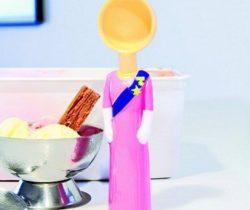 queen ice cream scoop