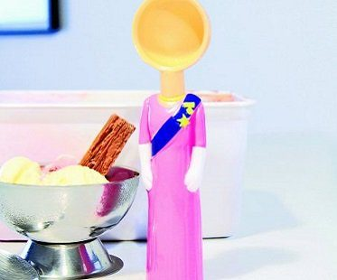 queen ice cream scoop