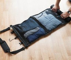 roll-up travel bag