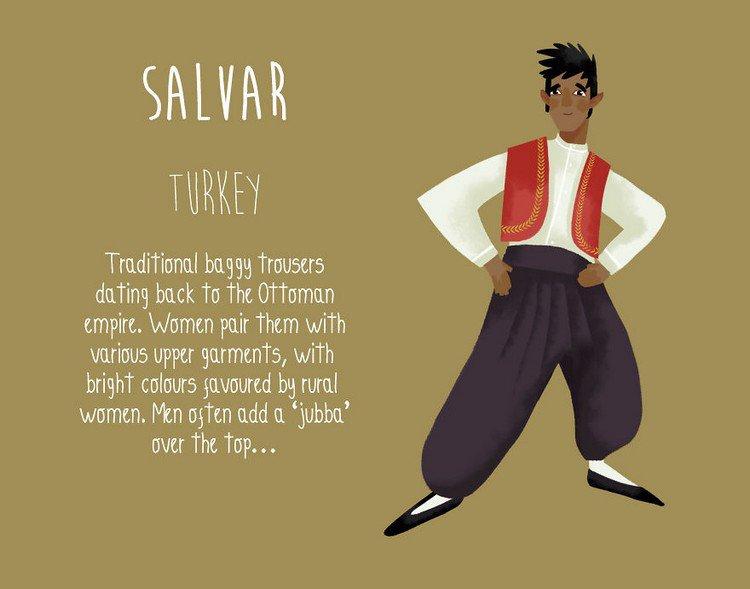 salvars turkey