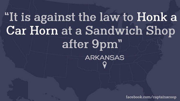 sandwich law