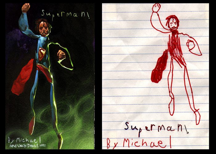 scary-childrens-drawings-superman