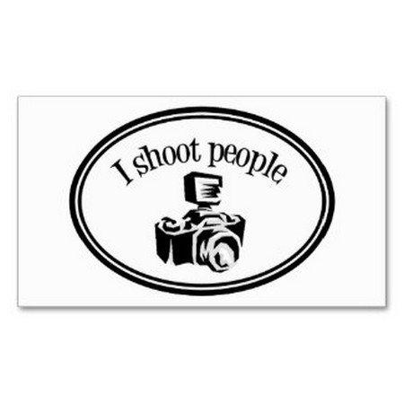 shoot card