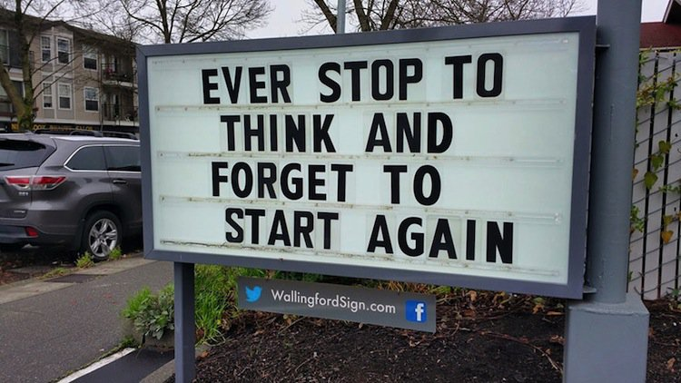 sign-forget