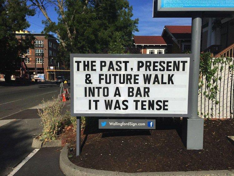sign-tense