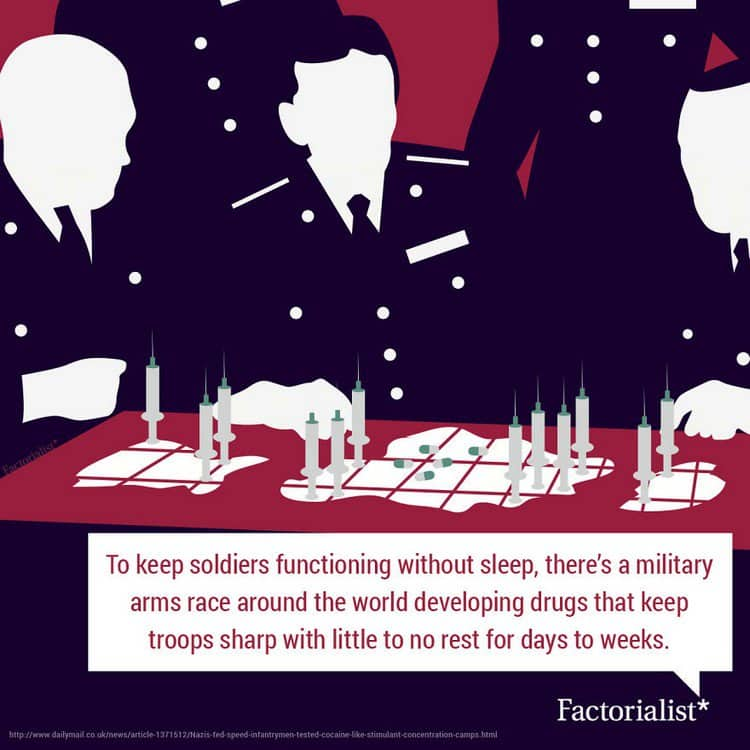 sleep soldiers
