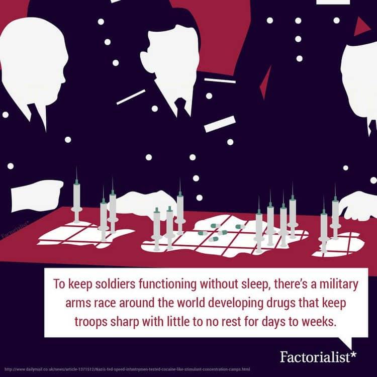 sleep soldiers