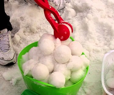snowball maker snow