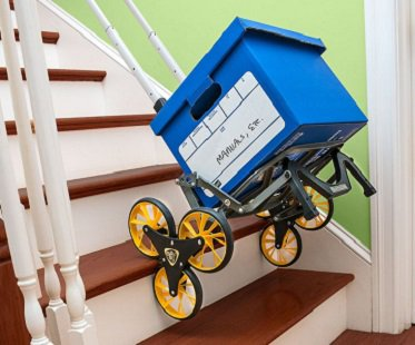 stair climbing cart folding