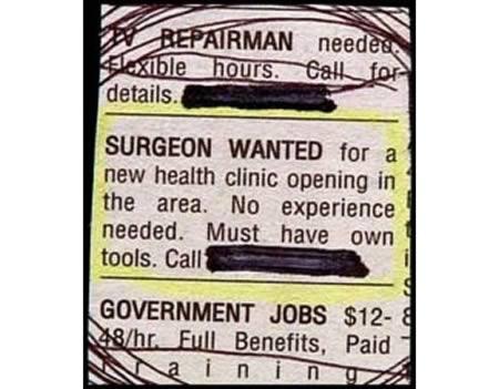 surgeon ad