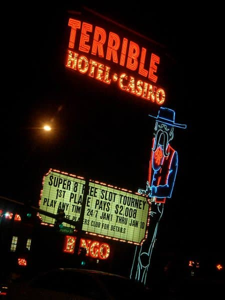 terrible hotel