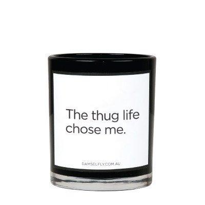 thug life candle