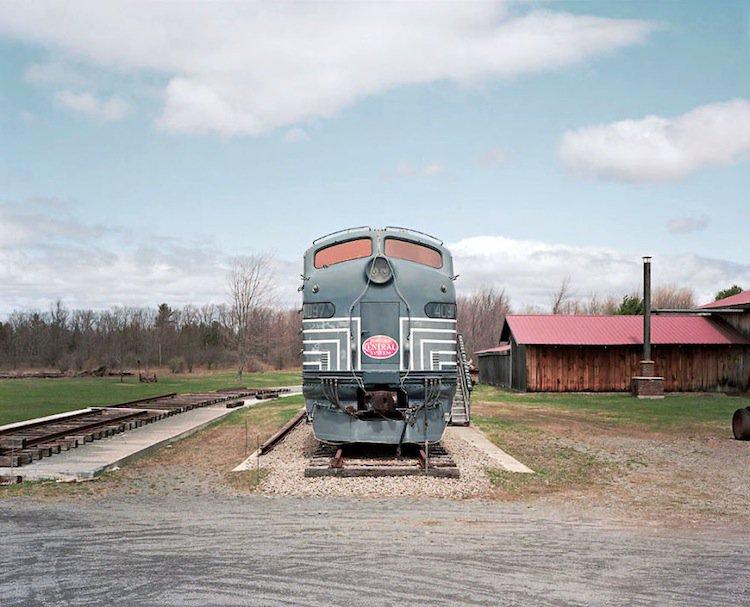 train-grey