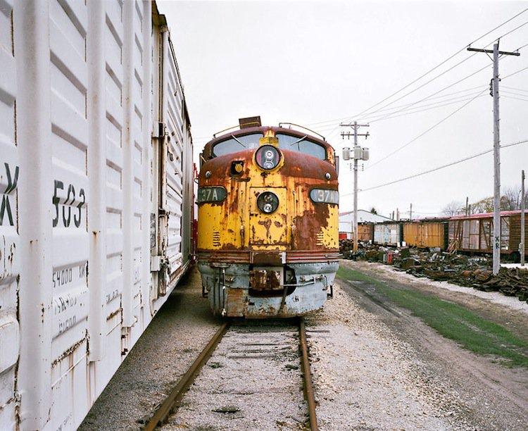 train-old