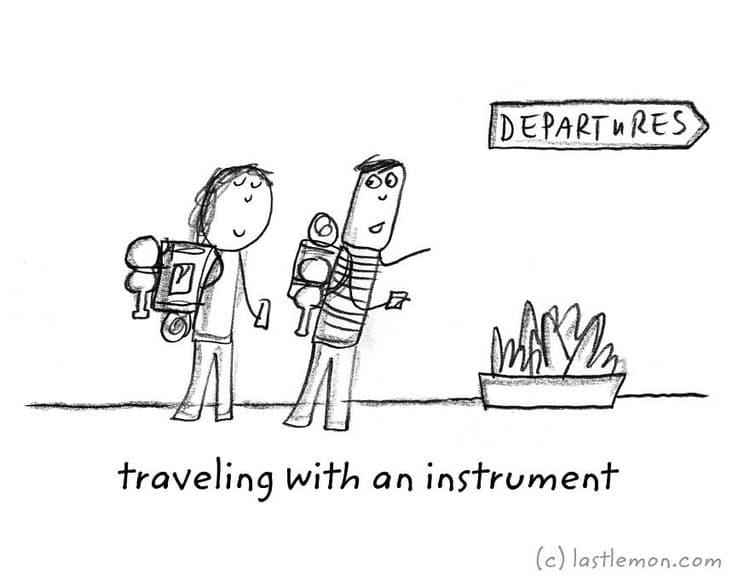 traveling uke