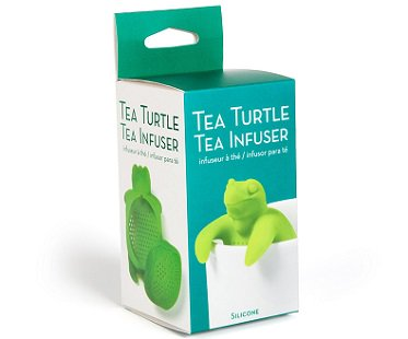 turtle tea infuser box