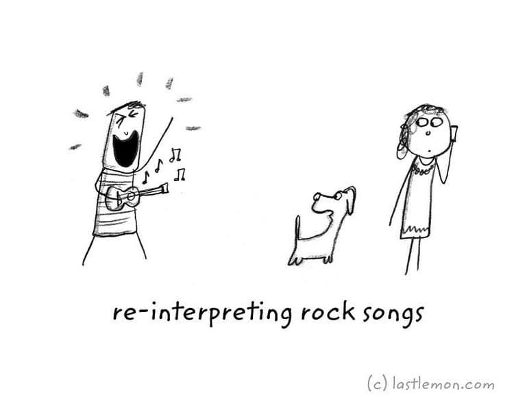 uke rock