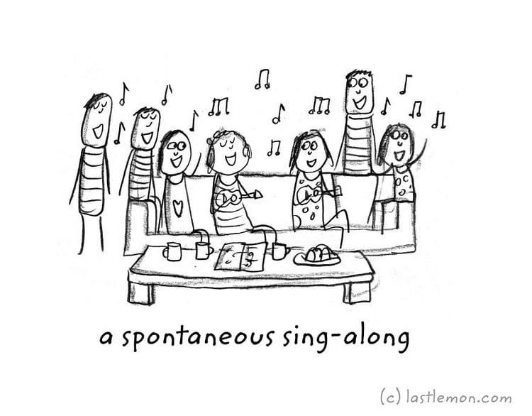 uke sing