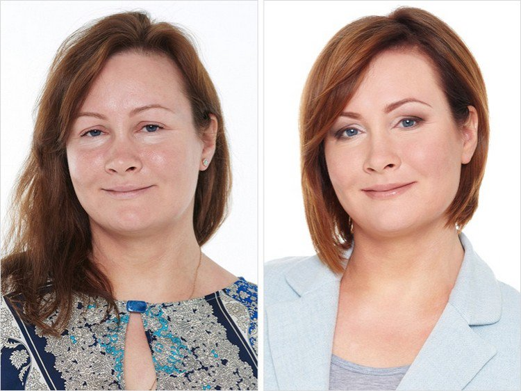 woman makeover
