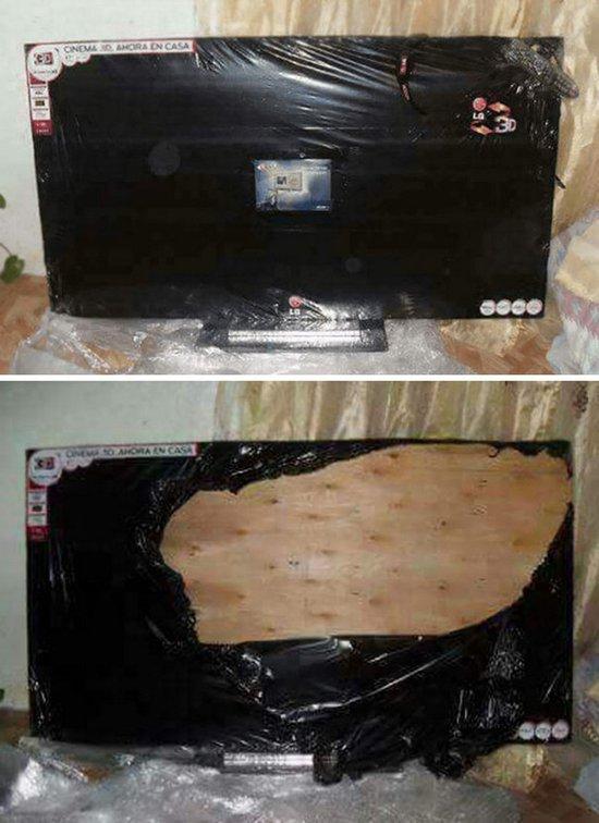 wooden-tv con