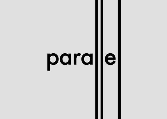 words-parallell