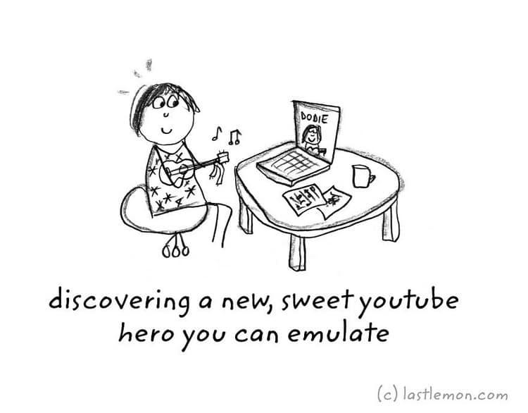 youtube uke