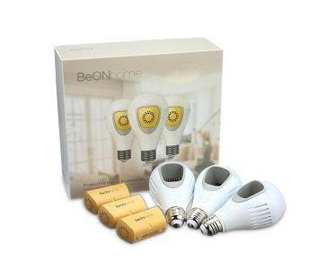 Burglar Deterrent Light Bulbs box