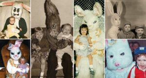 Creepy Easter Bunny Images