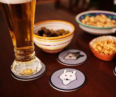 Dire Wolf Coasters