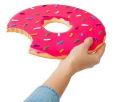 Donut Flying Disc