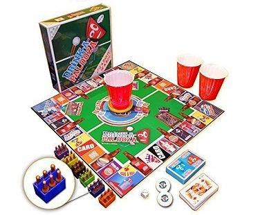 Drinking Board Game drink-a-palooza