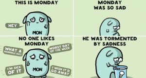 Feelings Mondays Would Have