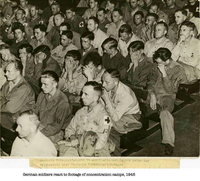 Footage Concentration Camps