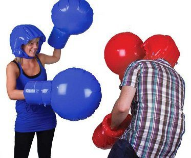 Giant Inflatable Boxing Set