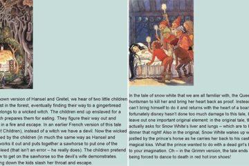 Gruesome Fairy Tale Truths