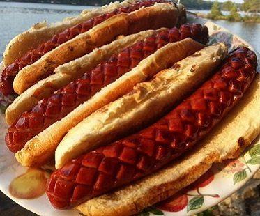 Hot Dog Criss Cross Slicer