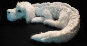 How To Make Falkor Toy NeverEnding Story
