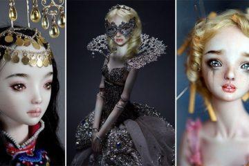 Lifelike Dolls Marina Bychkova