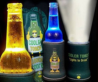 Light Up Drink Koolers torch