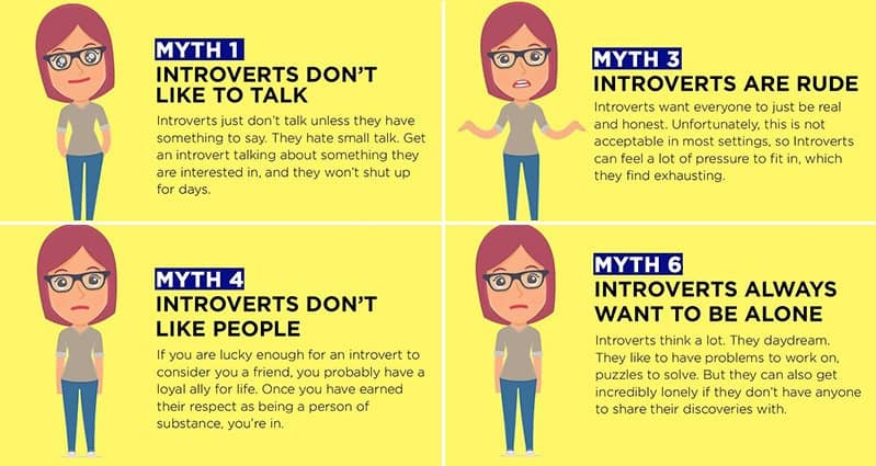 10 misconceptions about introverts and dating