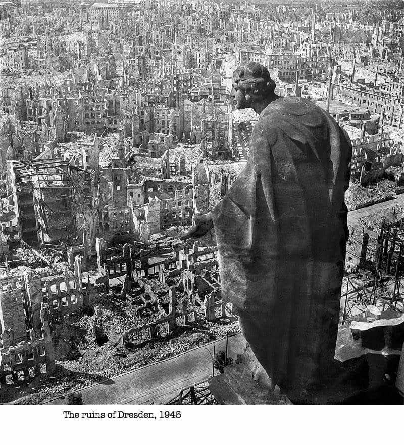 Ruins Of Dresden